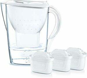 新品ホワイト 浄水部容量:1.4L ブリタ 浄水器 ポット 浄水部容量:1.4L(全容量:2.4L) マレーラ 09B1