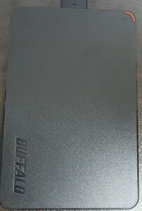 BUFFALO ポータブルHDD 外付けハードディスク HD-PCFS2.0U3-BBA 2.0TB