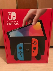 Nintendo Switch 本体有機ELモデル ネオンブルー/ネオンレッド