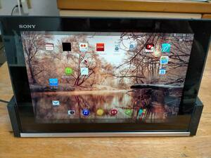 Sony Xperia Tablet Z Wi-Fi SGP311JK/B J:COM仕様 タブレット端末