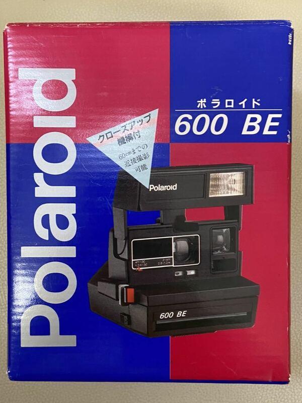 美品 ポラロイドカメラ Polaroid 600BE 箱 説明書付