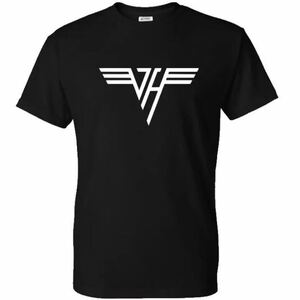 VAN HALEN ロゴ Tシャツ バンドTシャツ バンT ヴァンヘイレン