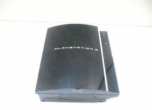 PS3本体 ソフト10付き CECHL00 80GB ブラック 中古現状渡し