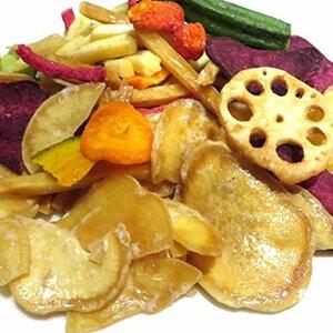 10種類の野菜チップス 230グラム 10種類の野菜チップス 230g こども おやつ お菓子 駄菓子 業務用 大容量 ギフト
