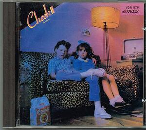 アン・ルイス/Cheek II【中古CD】ANN LEWIS 廃盤