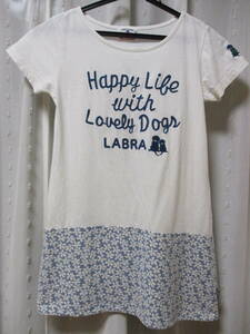Labra Puppy ラブラドール ワンピース M 100~110 チュニック