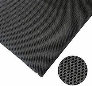 BTブラック KISENG3Y-2Gスピーカー 高級サランネット グリルクロス スピーカーネットカバー 防塵保護 オーディオメッ