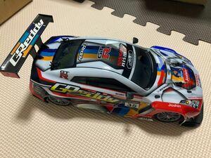 京商EGG NISSAN GT-R NISMO GT3 GReddyバージョン