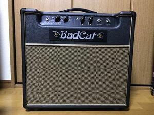 珍しいUNLEASH内蔵機! BAD CAT BOBCAT100 真空管 ギター アンプ badcat