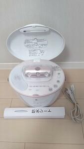 美品 Panasonic EH-SA93-PN 美顔器 スチーマー パナソニック 使用数回