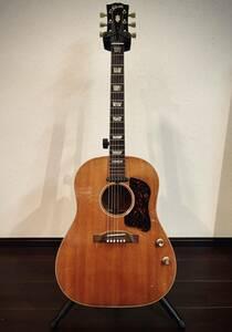 1960 год предыдущий период Gibson J160e John Lennon использование модель