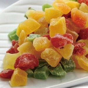 新品新品激安!ドライフルーツ フルーツミックス(1kg 袋) フルーツキューブ6種類 パイン キーウイ イチゴ 7HHL