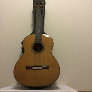 RYOJI MATSUOKA 松岡良治 LUTHIER Model NO.30 クラシックギター 楽器 本体 ハードケース付