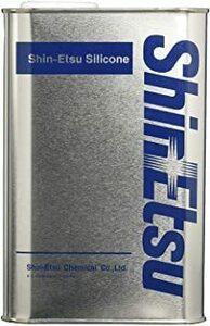 新品透明 1kg入缶×10缶 10缶セット シリコーンオイル KF-96-50cs 1kg 信越化学工業PWF9