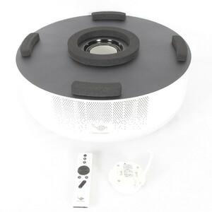 【美品】popIn Aladdin PA18U02VN プロジェクター・スピーカー内蔵シーリングライト ポップインアラジン 本体