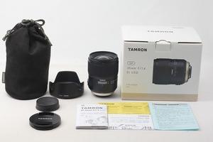 ◆超極上美品◆タムロン TAMRON SP 35mm F1.4 Di USD F045 ニコン用 付属品完備 元箱 保証◇33248