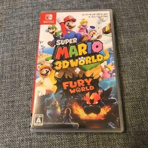 スーパーマリオ 3Dワールド + フューリーワールド Nintendo Switch ニンテンドースイッチ