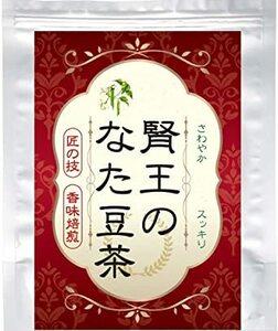 50袋入り 国産 なた豆茶/無農薬 [ 腎王のなた豆茶 ] ティーバッグ 遠赤焙煎 香味仕立て 有機JAS認定 (50袋入り)
