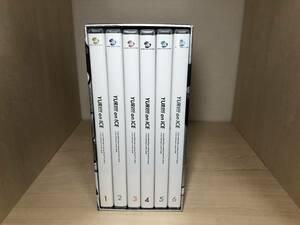 ■送料無料■ DVD ユーリ!!! on ICE 初回限定版 全6巻セット (全巻収納BOX付き)