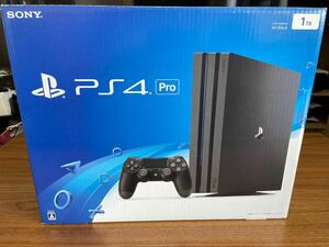 動作確認済み PS4 Pro PlayStation 4 Pro 1TB CUH-7000B B01