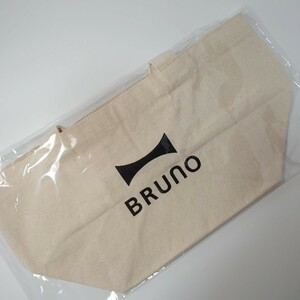 BRUNO ブルーノ トートバッグ エコバッグ ランチバッグ 非売品