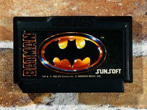 バットマン BATMAN ファミコンソフト