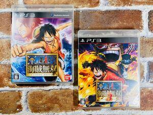 【PS3】 ワンピース 海賊無双 1&3 セット
