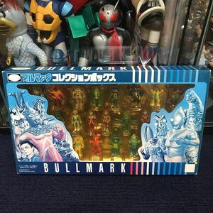 cnoo ウルトラマン ウルトラセブン ブルマァク コレクションボックス