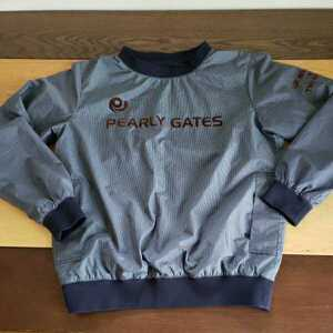 パーリーゲイツ PEARLY GATES ナイロンブルゾン ゴルフウェア レディース レイン トップス サイズ1