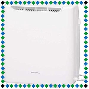 +ホワイト ホワイト アイリスオーヤマ 衣類乾燥コンパクト除湿機 タイマー付 静音設計 除湿量 2.0L デシカント方式 DDB