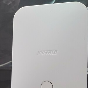 BUFFALO 中継機 WEXー733D