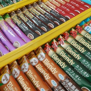 スティックコーヒー 6種類48本