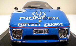 Ferrari BB512 LM #71 1982 I/43 Die-cast iXO Made in China 美品