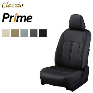 Clazzio シートカバー プライム エクリプスクロス GK1W GK9W H30/3~R2/11 G/Gプラスパッケージ/ブラックエディション