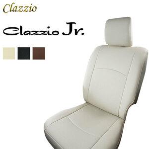 Clazzio シートカバー ジュニア ラパン HE22S H24/5~H25/5 G/X/T/T-Lパッケージ/10thアニバーサリー リミテッド インパネシフト車