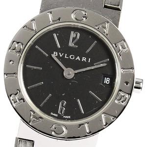 【BVLGARI】ブルガリ ブルガリブルガリ デイト BB23SS クォーツ レディース