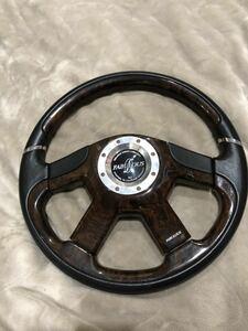 FABULOUS Fabulous steering gear wood VIP after market leather steering wheel wooden steering wheel