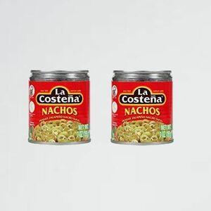 未使用 新品 Costena La S-V3 ハラペ-ニョナチョススライス ×2個 NACHOS