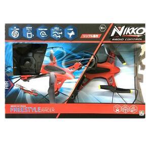 NIKKO Air Drone FREESTYLE RACER フリースタイル レーサードローン 高速空中回転 2.4GHZ帯周波数屋外用 ドローン LED搭載