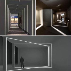 ◆最安にします◆360 度現代の Led ウォールライト 10 ワット RGB 壁家の装飾フロントバルコニーランプポーチライト廊下照明器具 AT11009