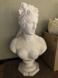 石膏像 d