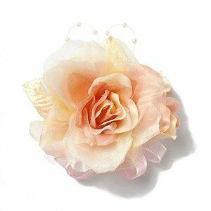 ピンク (クレインズコレクション) 手作り コサージュ フォーマル エレガント 入学式 卒業式 入園式 卒園式 結婚式 パーティ