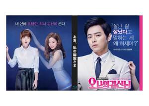 ああ、私の幽霊さま  Blu-ray版 《日本語字幕あり》 韓国ドラマ