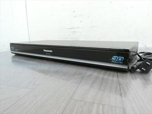 500GB☆11年☆パナソニック/DIGA☆HDD/BDレコーダー☆DMR-BZT600☆3番組同時録画/3D対応機 管CW290