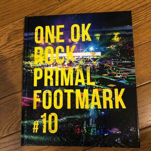 ONE OK ROCK ワンオク PRIMAL FOOTMARK 2021 ♯10 写真集
