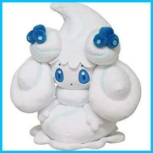 SuperValent Sanei Trade Pokemon ALL STAR COLLECTION Mahoyp (Milky Salt) Berry Amez Iku (S) Plush Doll 18cm High PP180