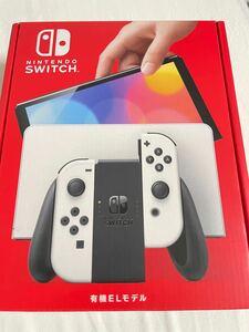 Nintendo Switch ホワイト 有機ELモデル 新品未開封 ニンテンドースイッチ本体