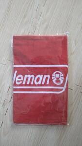 Coleman コールマン キャンペーンタオル 非売品