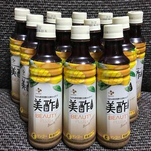美酢 ミチョ ビューティービネガー マンゴー 12本