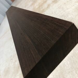 本紫檀 柾目厚板ブロック 895×90×30 120サイズ 長さ1カット無料